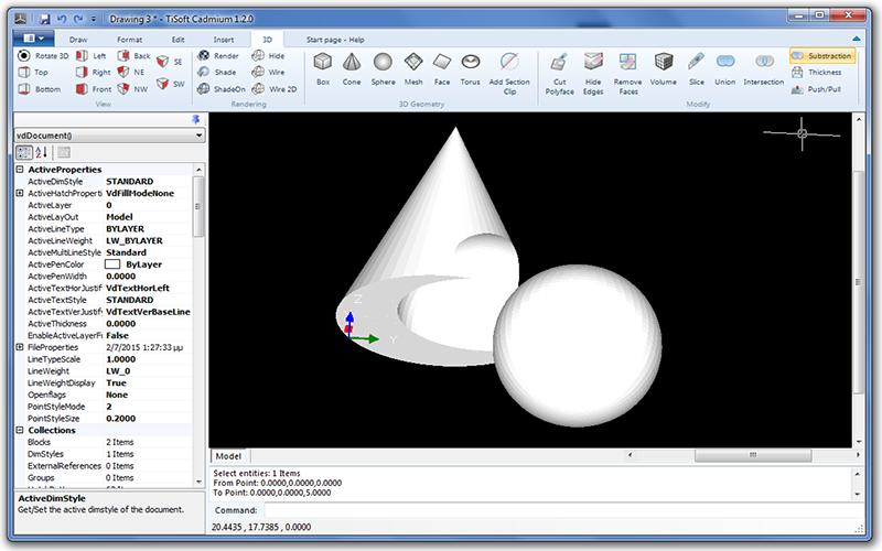 Cadmium free cad editor for Online cad editor