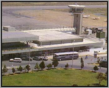 Terminal building expansion at Heraklion airport