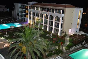 Albatross hotel, Crete