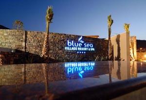 Renovation of Blue Sea hotel, Crete