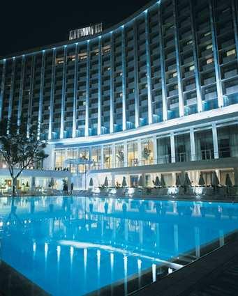 Renovation of Hilton Athens Hotel