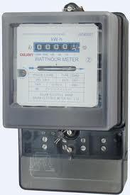 Οικιακός ηλεκτρικός μετρητής ενέργειας
