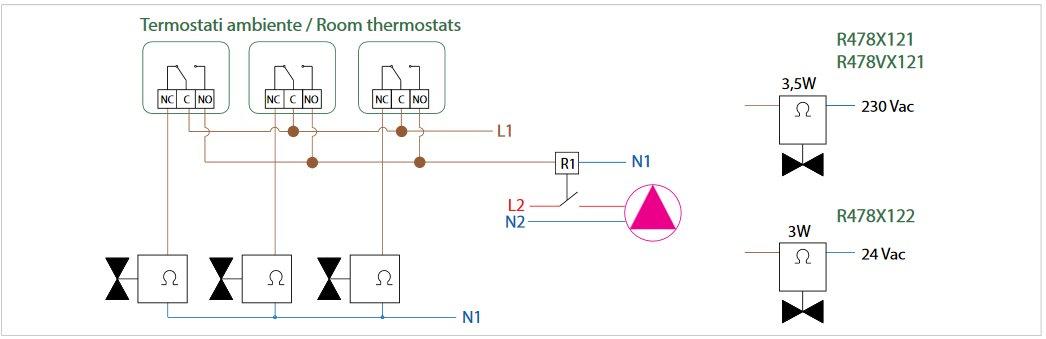 electrical actuator wiring diagramElectric Actuator Wiring #5