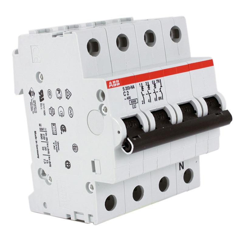 Miniature Circuit Breakers Mcb